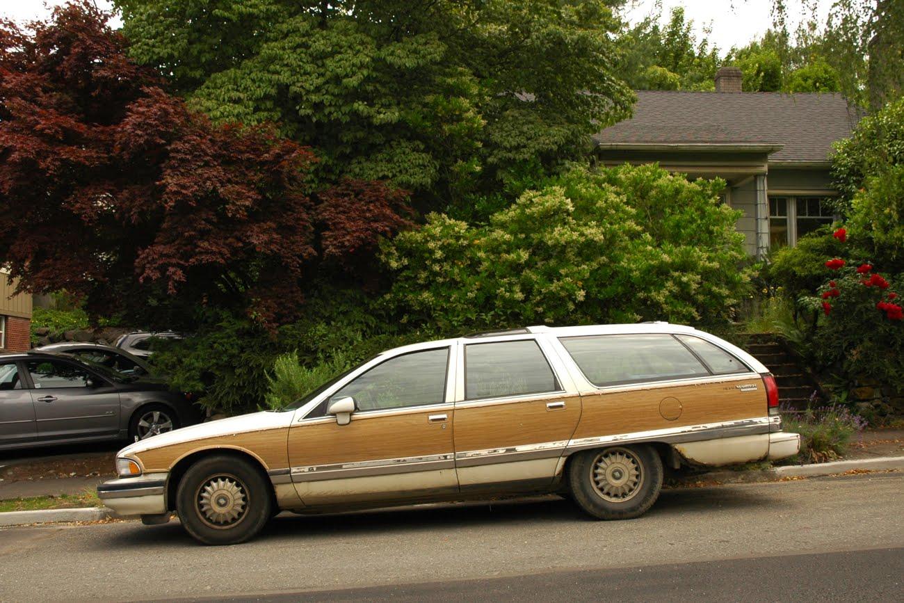 1991 Buick Roadmaster Estate Wagon