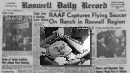 New Roswell Alien Photos