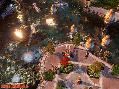 Command and Conquer Red Alert 3 Screenshots: