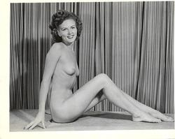Betty White Pin Up Nude