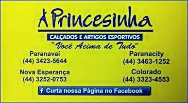 A Princesinha Calçados
