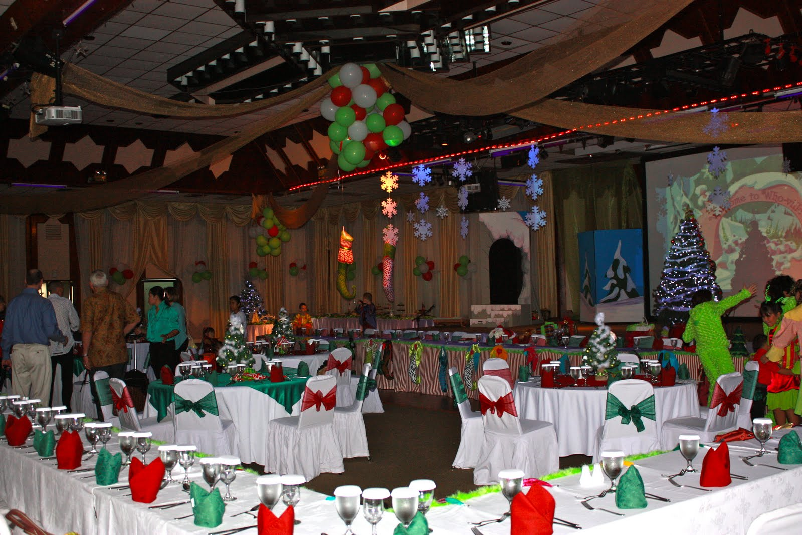 How The Grinch Stole Christmas Party Ideas Part - 19: How The Grinch Who Stole Christmas Party
