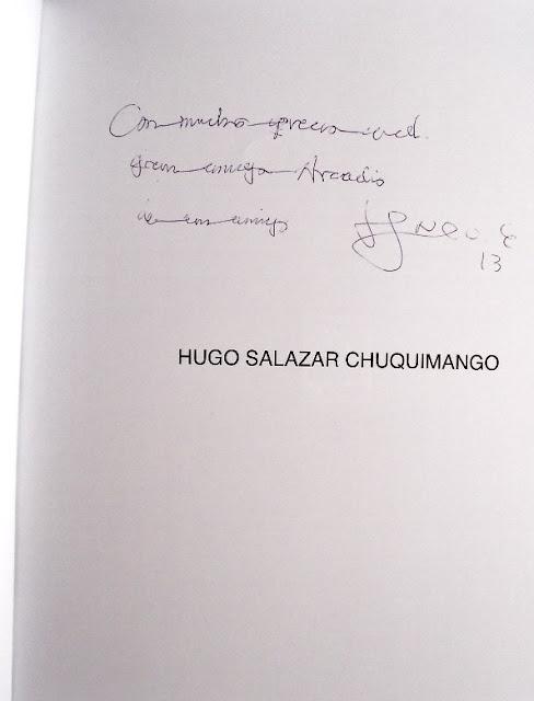 ExcluidoS al azar - Hugo Salazar (ICPNA Miraflores)