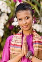 Femeia tailandeza