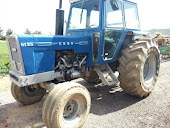 TRACTOR EBRO 6125