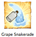 Grape Snakerade