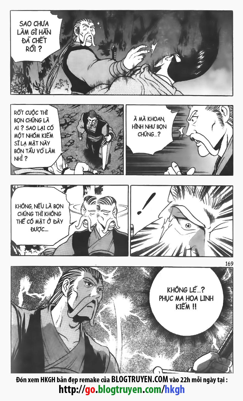 Hiệp Khách Giang Hồ chap 102 page 15 - IZTruyenTranh.com