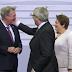 Jean Claude Juncker akcióban - A nagy arc
