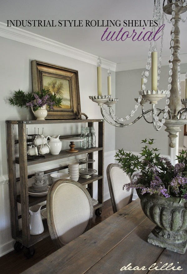 I Have Been On The Hunt For A Hutch For Our Dining Room Pretty Much Since  The Day We Moved In. I Have Something In My Mind But So Far Have Not ...