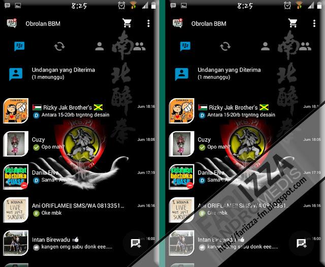Update BBM Mod Tema IKS.PI Kera Sakti 1980 Lastest Version 2.9.0.45