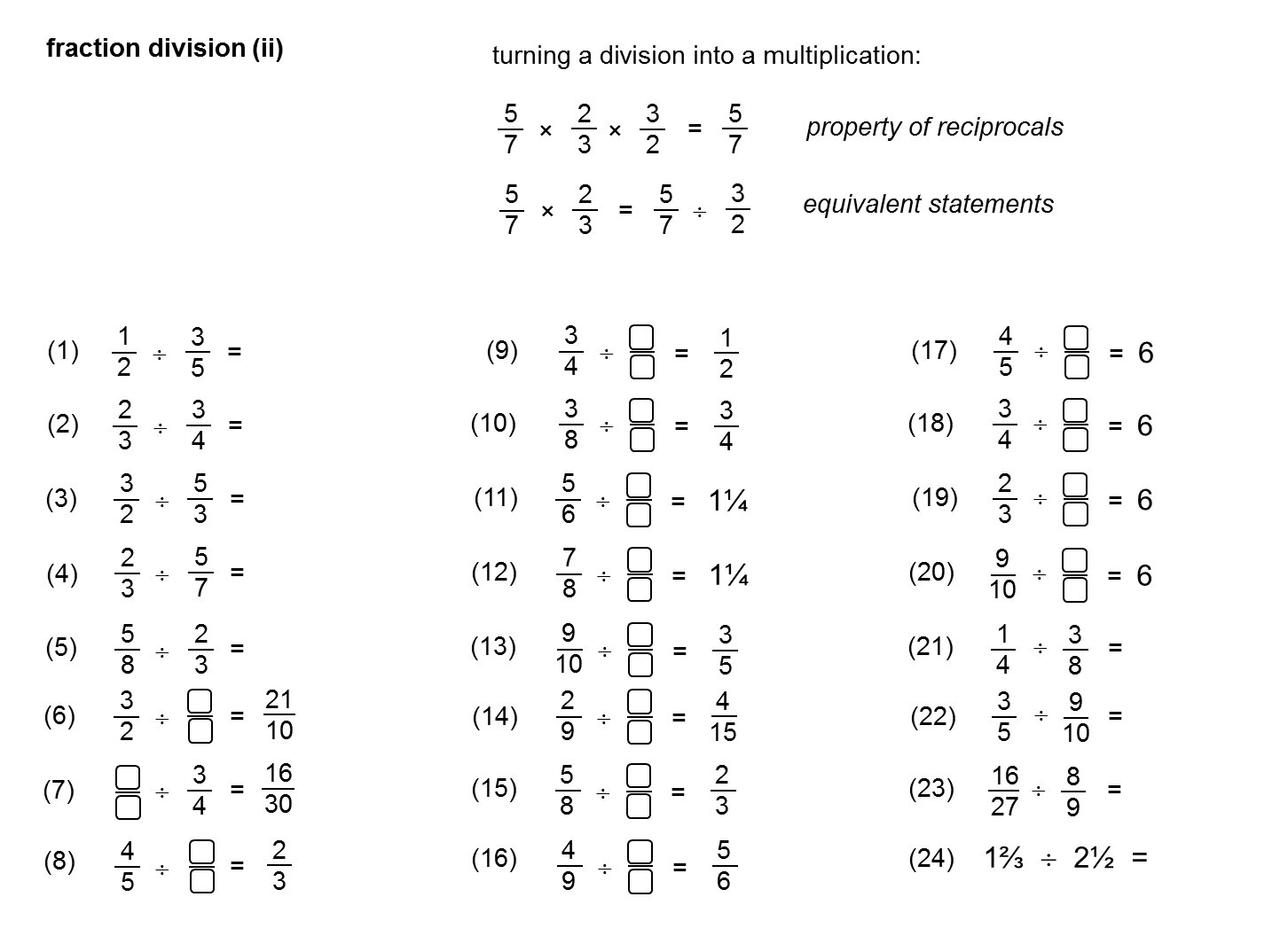 misconceptions in mathematics multiplication and division Analysis of students' misconceptions and error patterns in mathematics:   subtract, multiply and divide), compare and order fractions correctly ashlock ( 2006).