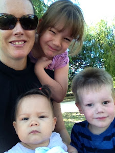 Me and the kids, April 2012