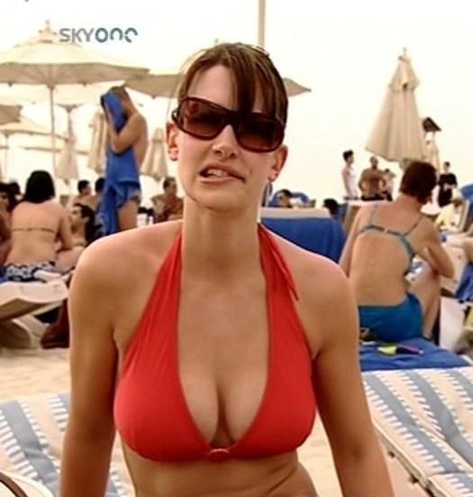 Market Nude Girl: La presentadora de televisió escocesa Kirsty ...