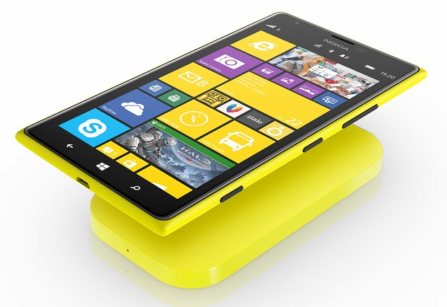Nokia Lumia 1520 Windows Phone With a 6-inch screen 1080p
