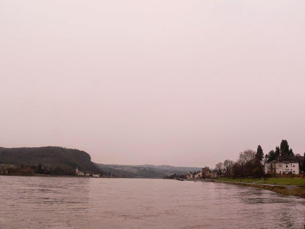 Camping Rhein Remagen Goldene Meile Frühling Ostern