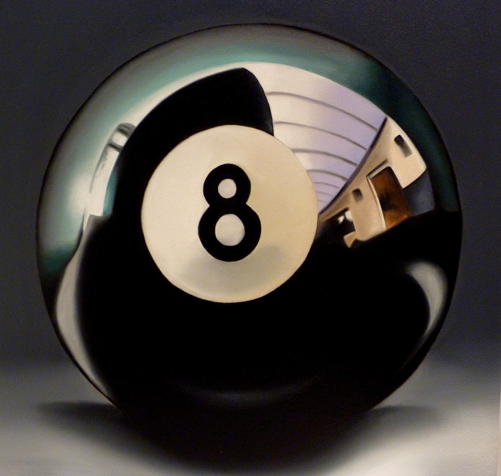 Chris morgan the art of realism july 2012 - 8 ball pictures ...