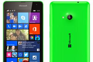 Microsoft Lumia 535 - Spesifikasi, Harga, Kelebihan Kekurangan