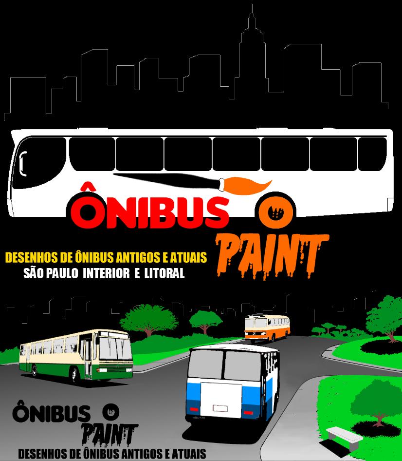 Desenhos de Ônibus Antigos e Atuais