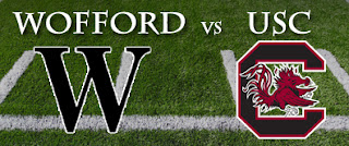 Photo of Wofford vs USC Football