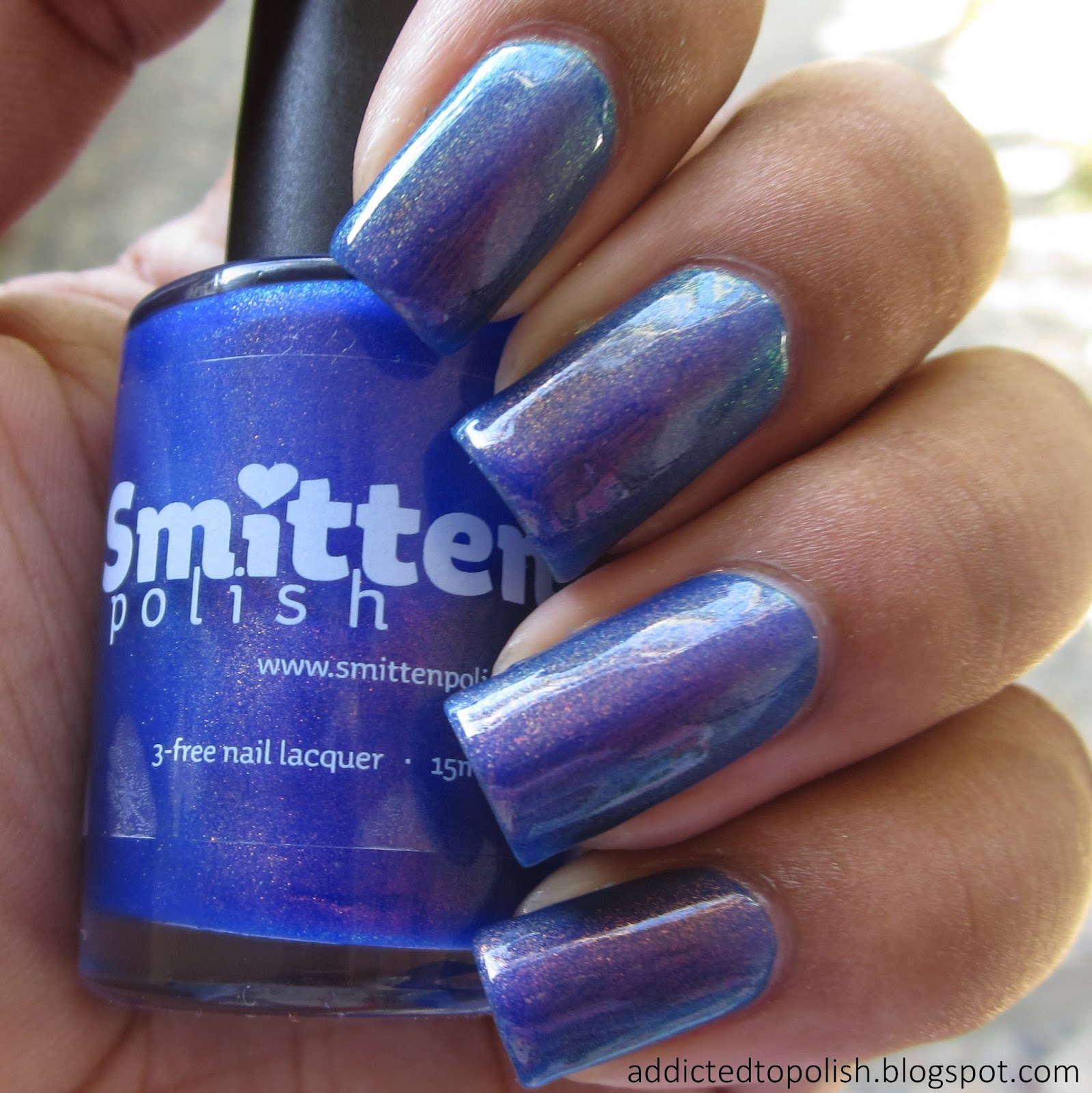 Smitten Polish You Saucy Minx