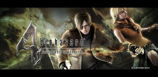 Resident Evil 4 APK+DATA (English)