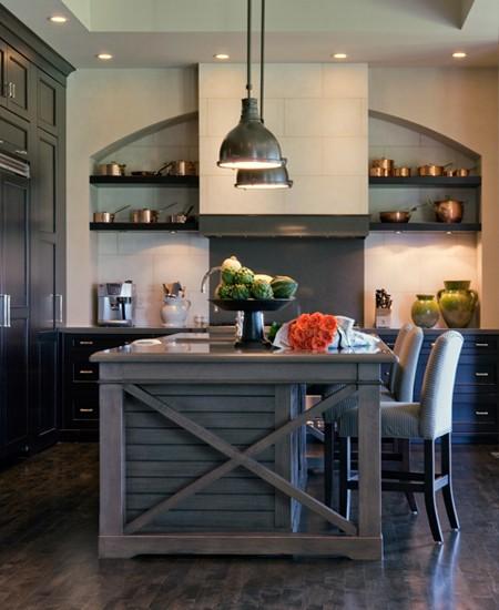 Modern Kitchen Design Calgary: Flourish Design + Style: Designer Love/ Nam Dang Mitchell