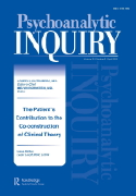Psychoanalytic Inquiry