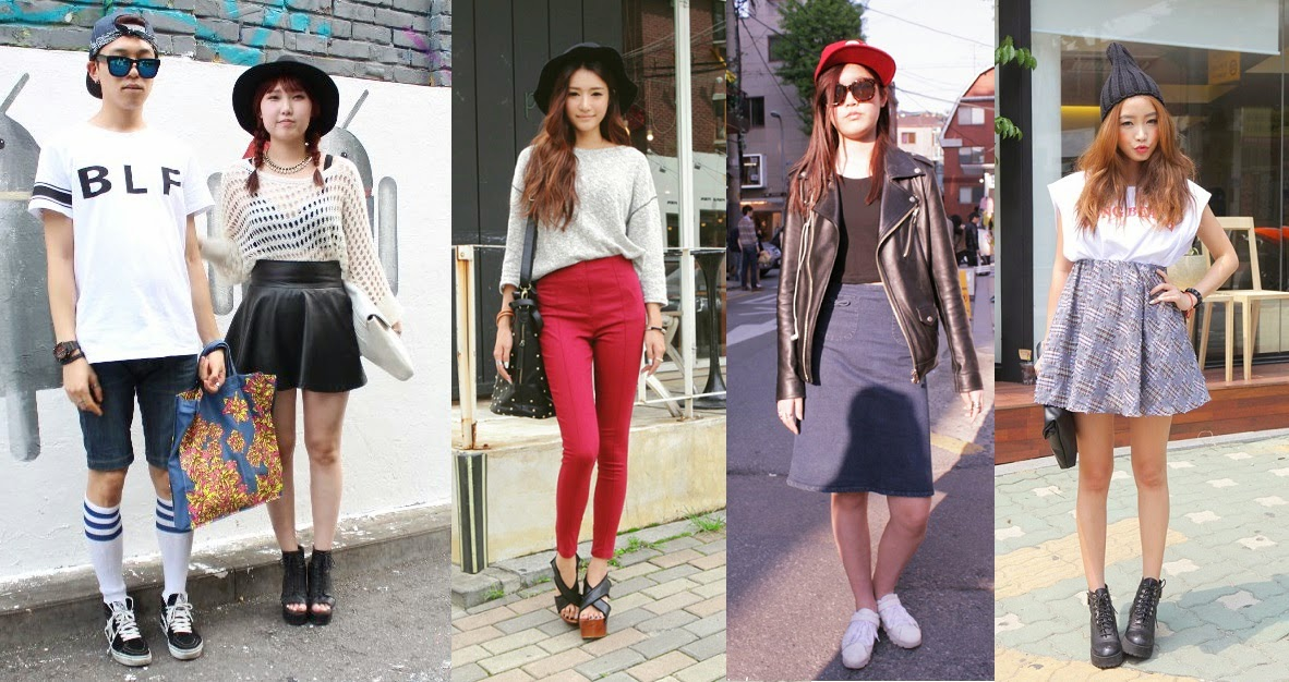 trends reports korean street style she and sans