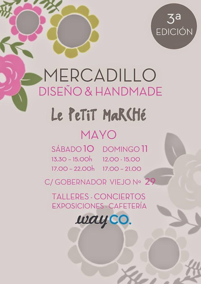 LE PETIT MARCHÉ - Valencia, mayo 2014