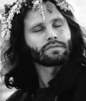 Jim Morrison la palabra que vuela.
