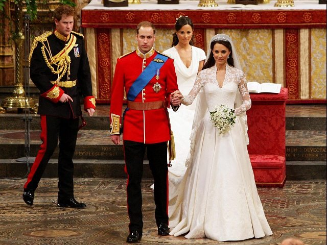 Boda William y Kate