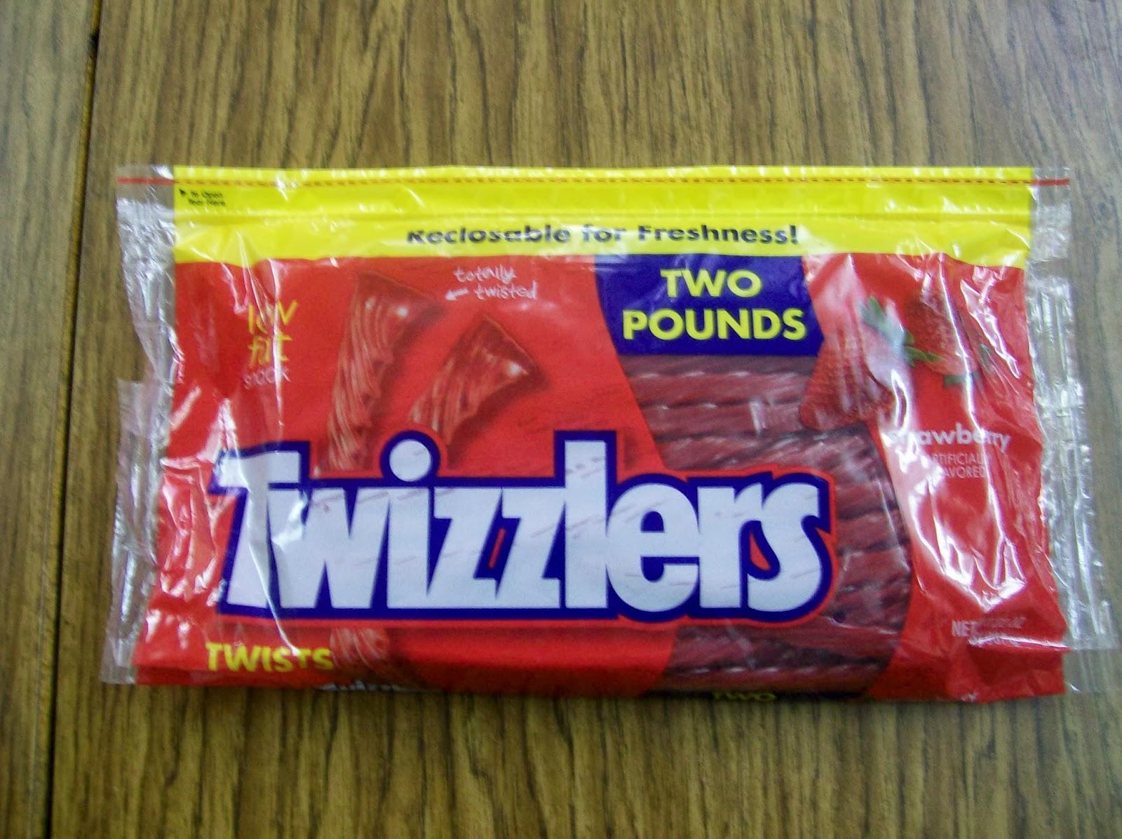 Linear Regression Lab 3: Twizzlers!