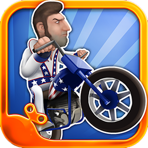 game android Daredevil Rider