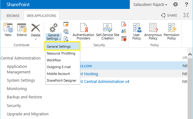 sharepoint 2013 maximum file upload size