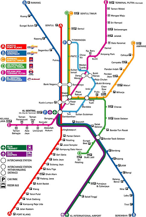 Plan Metro Kuala Lumpur Pdf