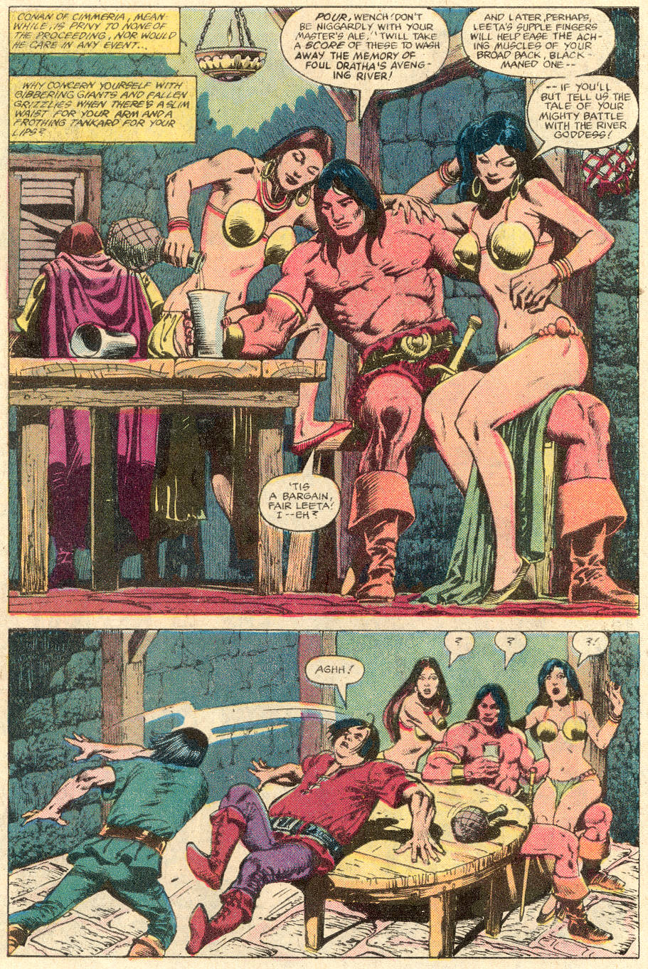 Conan the Barbarian (1970) Issue #137 #149 - English 7