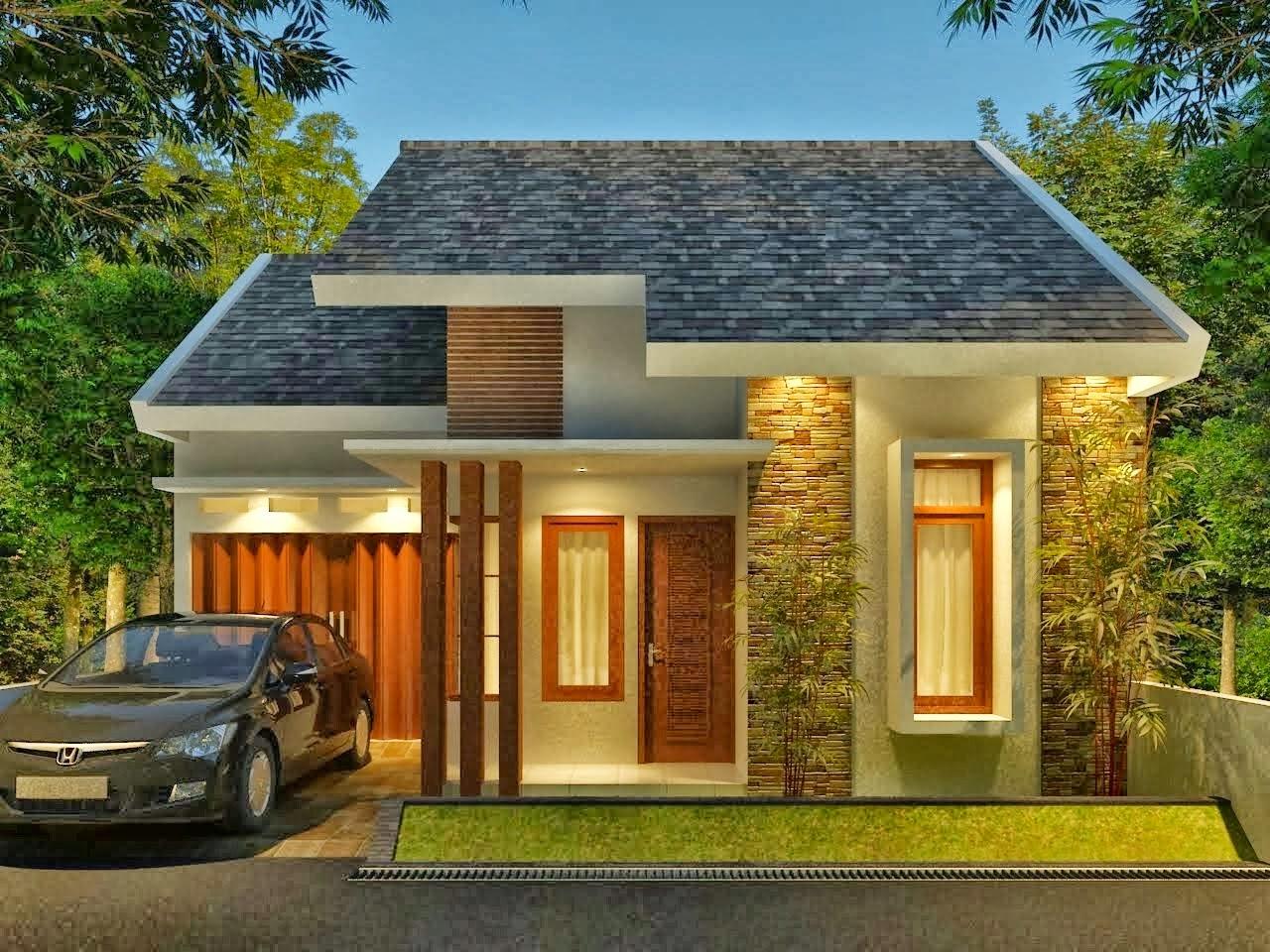 Desaign Rumah Minimalis Desain Rumah Minimalis Modern 1 Lantai