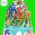 Kue Ulang Tahun Power Rangers K.094