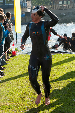 Sam Anderson Triathlete Nice Tri St Neots Sprint Triathlon