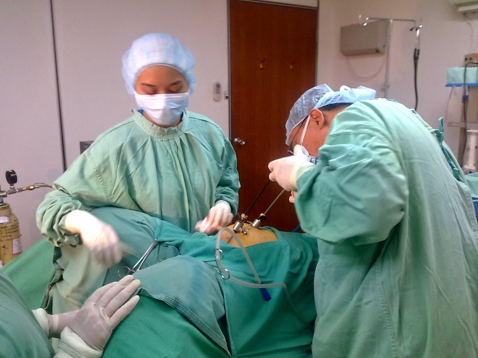 bersalin secara pembedahan cesarean