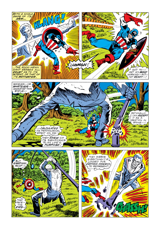 Captain America (1968) Issue #222 #136 - English 15