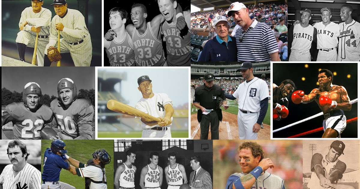 thepoint great sports collage