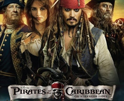 Pirates of the Caribbean On Stranger Tides Film