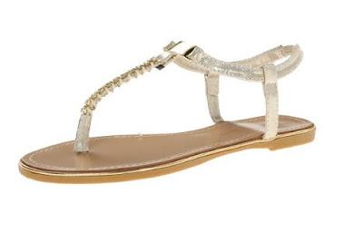 Madden Girl flat thong sandals
