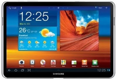 Harga Samsung Galaxy Tab 11.6 Spesifikasi