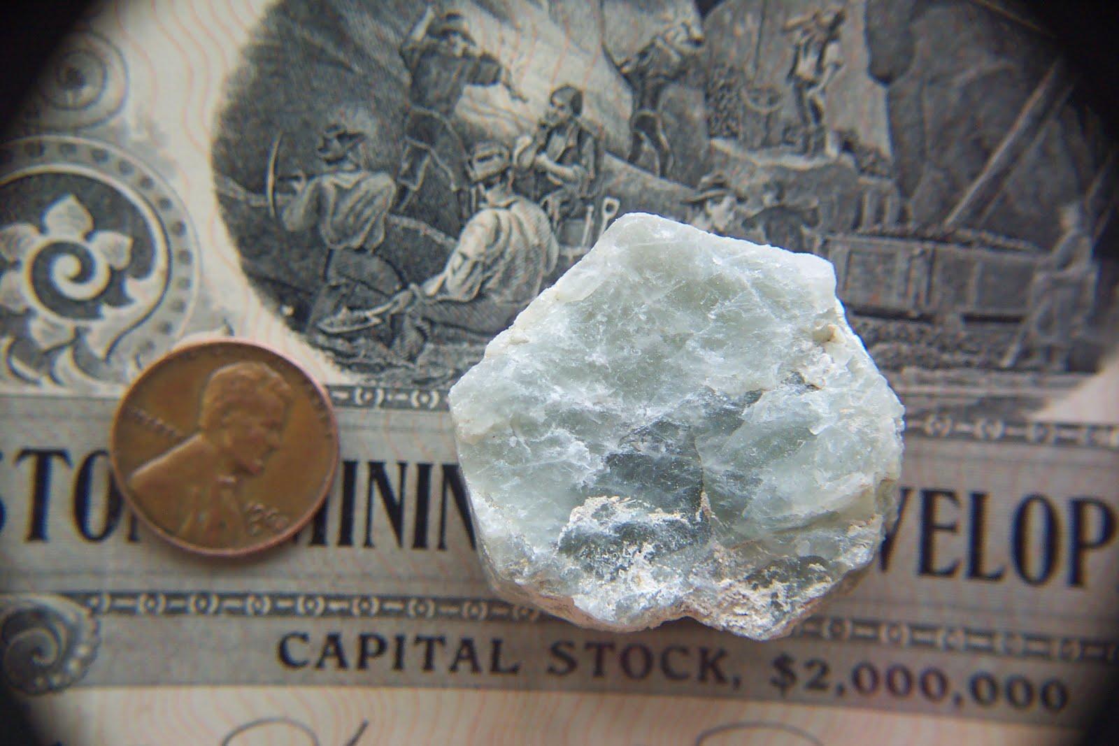 Pseudomorph of jade after quartz