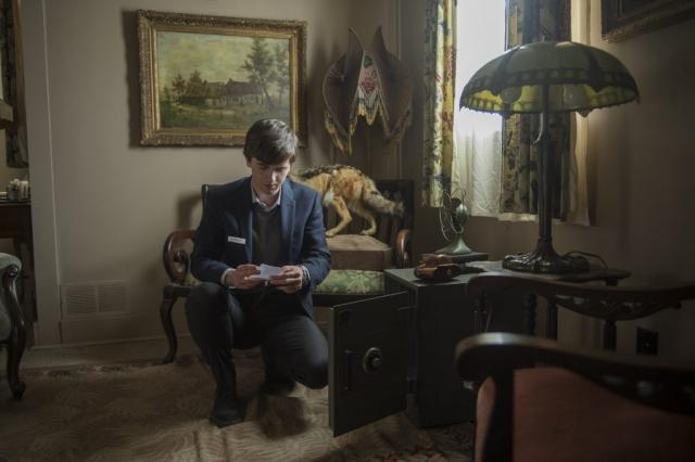 Hình ảnh phim Nhà Nghỉ Bates Phần 5