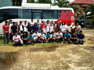 donor darah bersama KASKUS Regional Lampung
