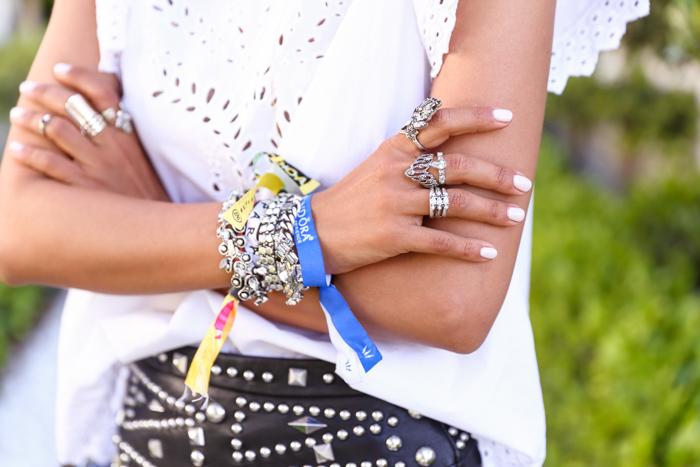 DYLANLEX bracelet, DYLANLEX ring