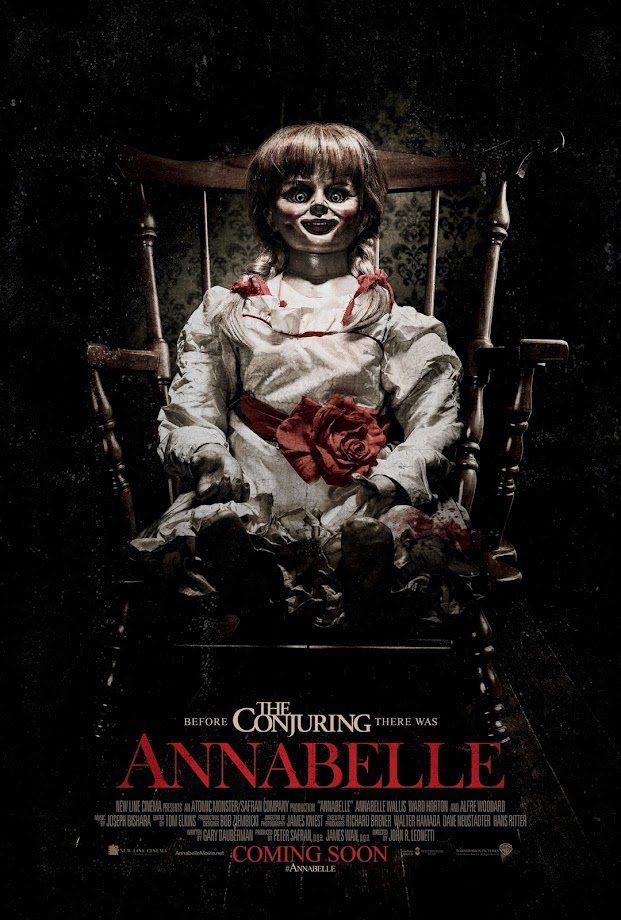 Annabelle new poster
